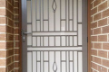 Aluminium-Door-With-Colonial-Casting-SP29AB-with-DVA-One-Way-Mesh